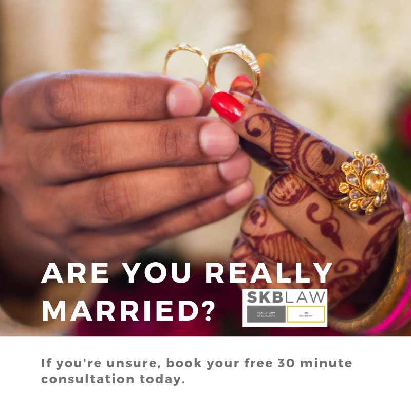 Are You Legally Married? How To Protect Your