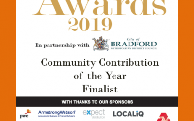 Finalist: Bradford Means Business Awards 2019