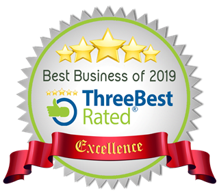 ThreeBest Rated - Best Business of 2019