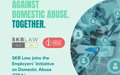 Why we've joined the Employers' Initiative on Domestic Abuse