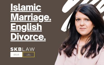 Islamic Marriage, English Divorce