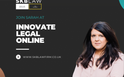 Join SKB Law at Innovate Legal Online: Building A Virtual Law Firm