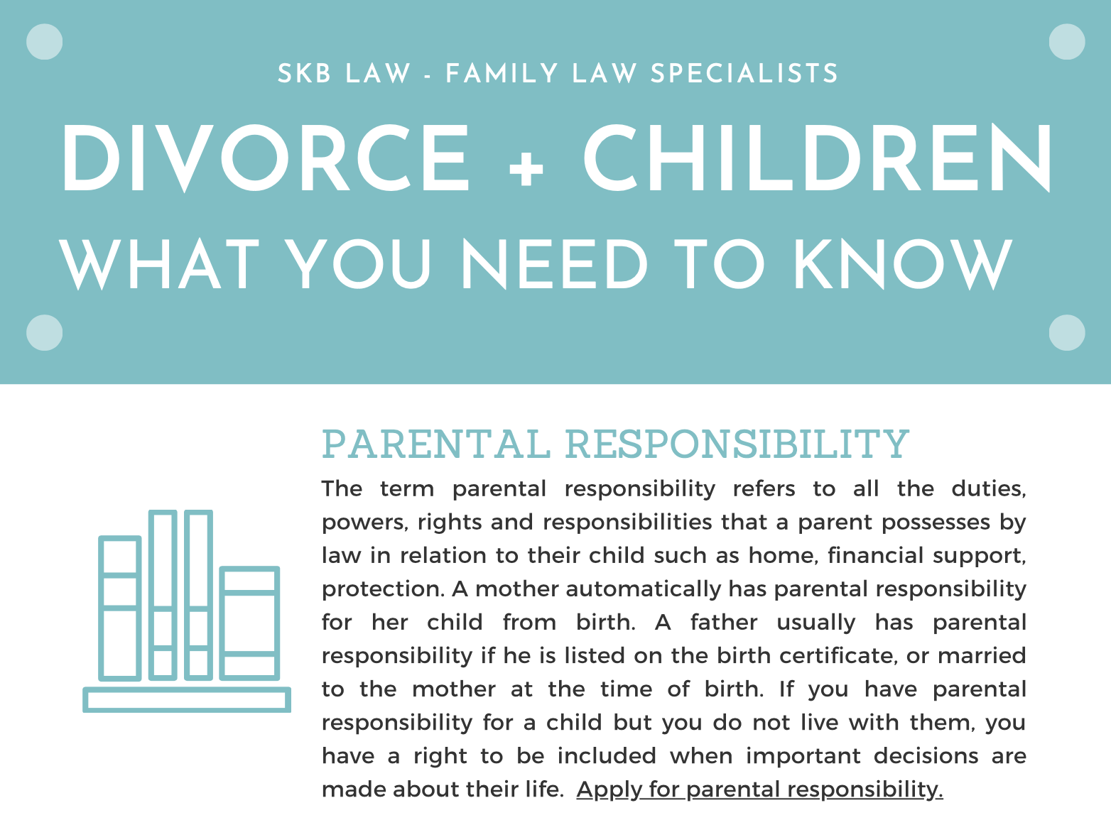 Divorce + Child Arrangements – What You Need To Know
