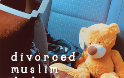 Sarah makes her podcast debut on Divorced Muslim Dad